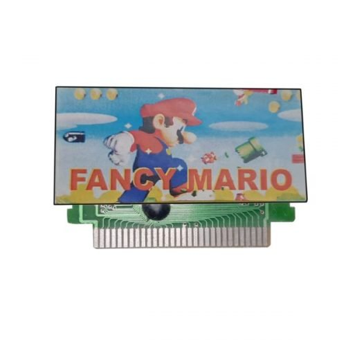 Ptcmart 8 Bit Tv Video Games Cassette Fancy Mario And Many More Games Are Included