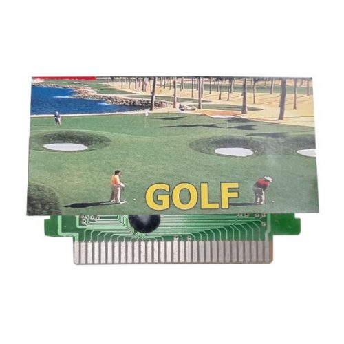 Ptcmart 8 Bit Tv Video Games Cassette Golf And Many More Games Are Included