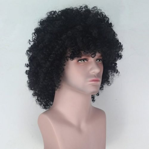 best quality Unisex Curly Afro Clown Fun...