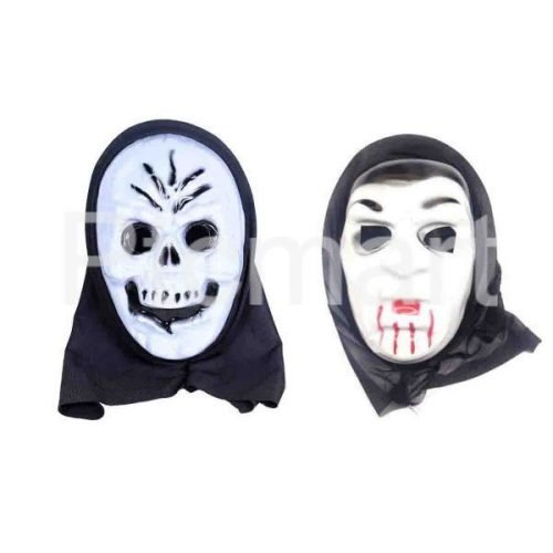 Head Devil screamed Scary Faces Ghost Horror mask Halloween Party mask Skeleton mask