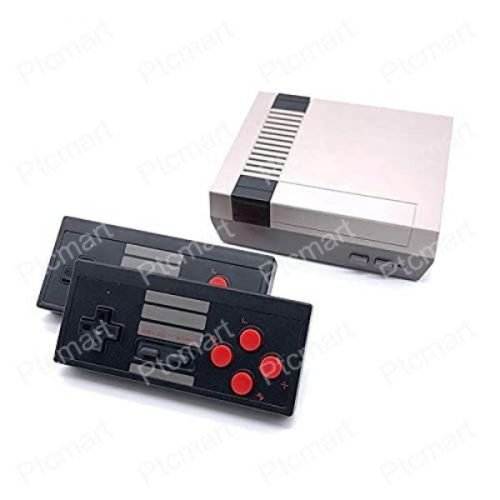 Wireless Mini TV Video game console including 620 Wirelless Games.
