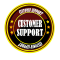 CUSTMOR SUPPORT LABLE